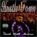 South Park Mexican / Spm - Hustle Town CD Cover Art