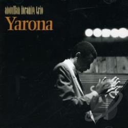 Ibrahim, Abdullah - Yarona CD Cover Art