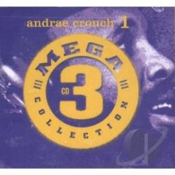 Crouch, Andrae - Mega 3 Collection, Vol. 1 CD Cover Art