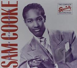Cooke, Sam - Complete Specialty Recordings of Sam Cooke CD Cover Art