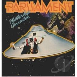 Parliament - Mothership Connection CD Cover Art