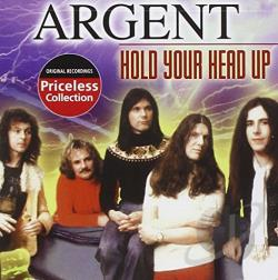 Argent - Hold Your Head Up CD Cover Art