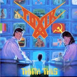 Toxik - Think This CD Cover Art