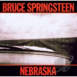 Springsteen, Bruce - Nebraska CD Cover Art