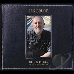 Bruce, Ian - Hits & Pieces: First 30 Years CD Cover Art