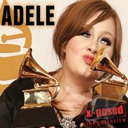 Adele - Adele X-Posed: The Interview CD Cover Art