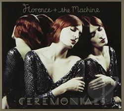 Florence & The Machine - Ceremonials CD Cover Art