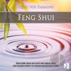 Quest For Harmony: Feng Shui CD Cover Art