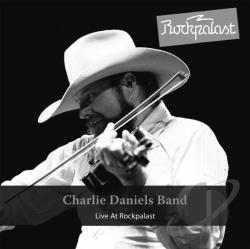 Charlie Daniels Band - Live at Rockpalast CD Cover Art