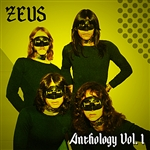 Zeus - Zeus Anthology Vol. 1 DB Cover Art