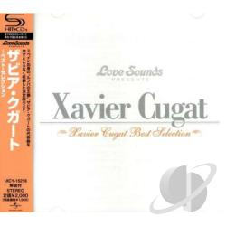 Cugat, Xavier - Xavier Cugat Best Selection CD Cover Art