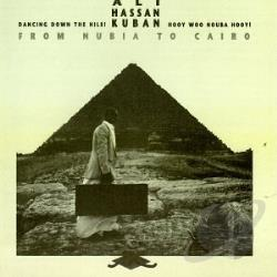 Kuban, Ali Hassan - From Nubia To Cairo CD Cover Art