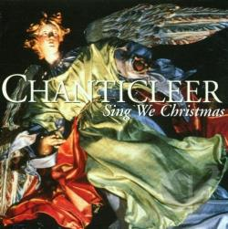 Chanticleer - Sing We Christmas CD Cover Art