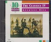 Classics IV - Greatest Hits CD Cover Art