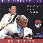 Pizzarelli, Bucky - Contrasts CD Cover Art