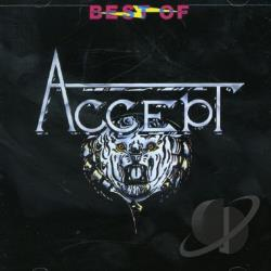 Accept - Best Of Accept CD Cover Art