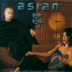Asian V.1 CD Cover Art