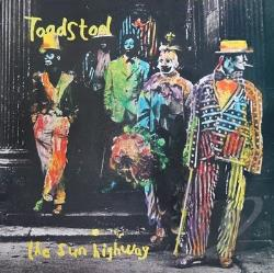 Toadstool - Sun Highway CD Cover Art
