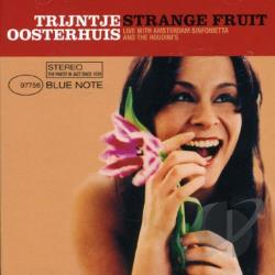 Oosterhuis, Trijntje - Strange Fruit CD Cover Art