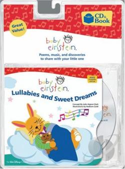 Baby Einstein Music Box Orchestra - Baby Einstein: Lullabies and Sweet Dreams CD Cover Art