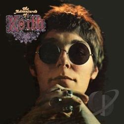 Keith - Adventures of Odd Keith CD Cover Art