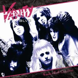 Vanity BLVD - Rock 'N' Roll Overdose CD Cover Art