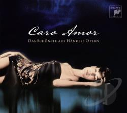 Caro Amor CD Cover Art