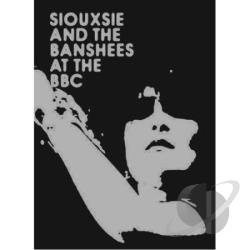 Siouxsie & The Banshees - At The BBC CD Cover Art