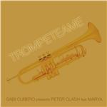 Gabi Cubero Presents Peter Clash Feat Marya - Trompeteame DB Cover Art