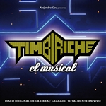 Varios - Timbiriche, El Musical (Album Electronico) DB Cover Art