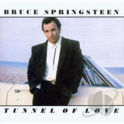 Springsteen, Bruce - Tunnel Of Love CD Cover Art
