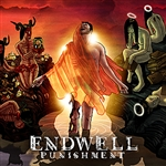 Endwell - Punishment CD Cover Art