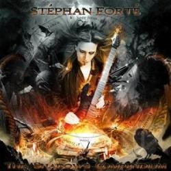 Forte, Stephan - Shadows Compendium CD Cover Art