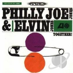 Jones, Philly Joe - Together! CD Cover Art