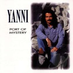 Yanni - Port of Mystery CD Cover Art