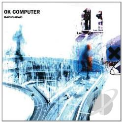 Radiohead - OK Computer CD Cover Art