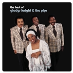 Knight, Gladys - Best of Gladys Knight & The Pips (Legacy) CD Cover Art