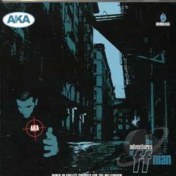 Aka Project - Adventures Of F-F Man CD Cover Art