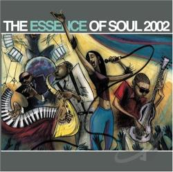 Essence Of Soul 2002 CD Cover Art