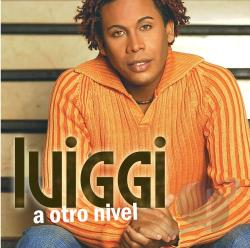 Luiggi - Otro Nivel CD Cover Art