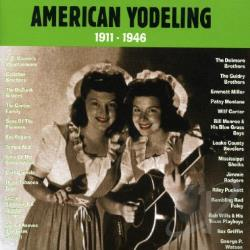 American Yodeling, 1911-1946 CD Cover Art