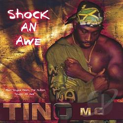 tino mc - Shock an Awe CD Cover Art