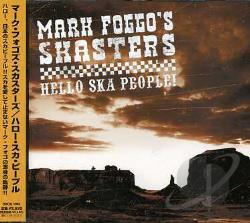 Mark Foggo's Skasters - Hello Ska People! CD Cover Art