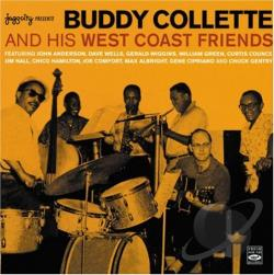 Collette, Buddy - Buddy Collette and His West Coast Friends CD Cover Art