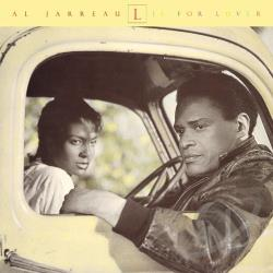 Jarreau, Al - L Is For Lover CD Cover Art