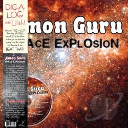 Amon Guru - Space Explosion LP Cover Art