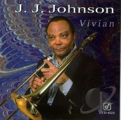 Johnson, J.J. - Vivian CD Cover Art