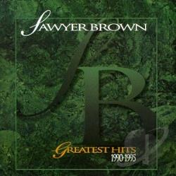 Sawyer Brown - Greatest Hits 1990-1995 CD Cover Art