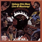 Otis, Johnny - Live At Monterey! CD Cover Art