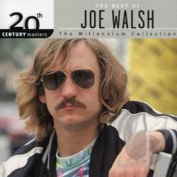Walsh, Joe - 20th Century Masters - The Millennium Collection: The Best of Joe Walsh CD Cover Art